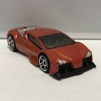 Hot Wheels Orange Zotic 1:64 Scale Diecast Toy Car Model Mattel