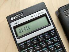 HP 32S II / Hewlett Packard / RPN Calculator Taschenrechner / Sehr guter Zustand
