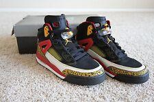 Jordan Spiz'ike Black/Red/Yellow 6Y