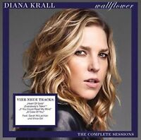 Diana Krall Wallflower The Complete Sessions CD NEW