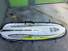 New board windsurfing