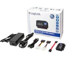 "USB 2.0 COMBO HARD DISC CONVERTER IDE & SATA ADAPTER 2,5"" , 3,5"" HDD WINDOWS 10"