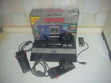 Funvision consolle giochi compatibile atari 2600 video game system set completo