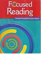 Teacher Created Materials Focused Reading Student Guided Practice Book Lev 4