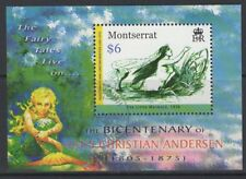 Ascension Sg933-936 Birth Cent Of Hans Christian Andersen Cto Used Blocks Of 6 Ascension Island