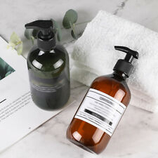 500ml Soap Foaming Pump Bottle Makeup Liquid Foamer Foam Dispenser