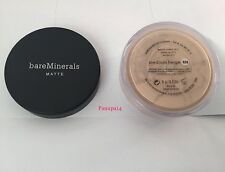 Bare Minerals MATTE SPF15 Foundation - N20 MEDIUM BEIGE - 6g - Free UK Post
