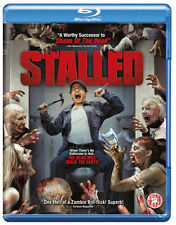 Stalled NEW Cult Blu-Ray Disc Christian James Dan Palmer A. Bernath T. Payne