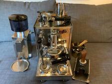 Bezzera Unica PID Siebträger Espresso Cappuccino + Bezzera BB005 Timer Mühle