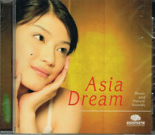 ASIA DREAM - MUSIC AND NATURE SOUNDS - CD 5 TITRES - 2006 - NEUF NEW NEU