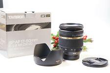 Tamron SP AF 17-50 mm F/2.8 Di II VC  für Nikon  1 Jahr Gewährleistung