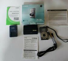 Canon PowerShot ELPH 100 HS 12.1MP Digital Camera bundled with case (EUC!)