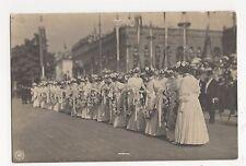 Germany, Berlin Royal Wedding 1905 RP Postcard, B027