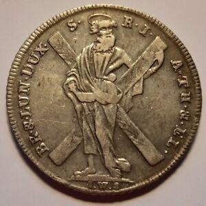 1 Taler Braunschweig-Calenberg-Hannover 1764 Georg III. Münze Silbermünze