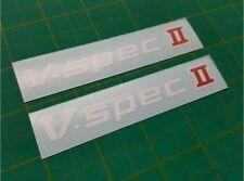 V-Spec II Spec V Nismo Nissan Skyline Stickers Decals GT-R GTR R32 R33 R34 R35