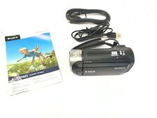 Sony HDR-CX240E Full HD Handycam Camcorder Faulty main board, please read