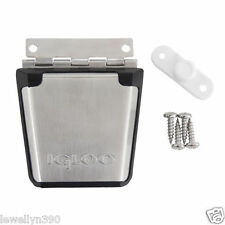 Genuine  Igloo Cooler Stainless Steel Metal Latch & Post Replacement Part