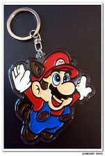 Super Mario Bros Porte-Cle/Keychain Mario Raton Laveur マリオ