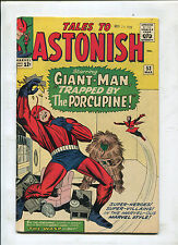TALES TO ASTONISH #53 (7.0) TRAPPED BY THE PORCUPINE!