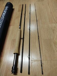 ORVIS CLEARWATER 7 FT 6      3WT 4 Pc Fly Rod  New