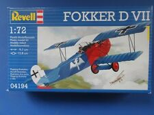 Revell 04194 Fokker Dr VII Gift Set Kit scale 1/72  New Boxed - T48 Class post