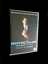 WHITE COLLAR  Staffel / Season 1!!!  engl. Version/unser Regionalcode 2