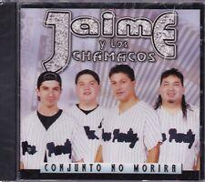 Jaime y los Chamacos Conjunto No Morira CD New Nuevo Sealed