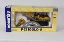 1:50 Scale Joal J292 Komatsu Model PC1100LC-6 Material Handler with Grapple.