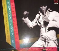 Elvis Presley - A New Decade, A New Sound - 2 CD New & Sealed Digipak!
