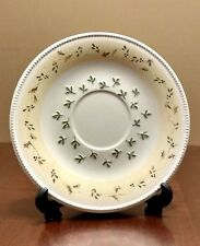 COLLECTIBLE DEMDACO DEVONSHIRE PLACE 2002 SAUCER WINDSONG DESIGNS RARE
