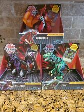 porte carte incluse Bakugan Battle Brawlers assortiment figurines