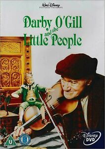 DARBY O'GILL AND THE LITTLE PEOPLE (1959) Region 4 [DVD] Sean Connery Disney