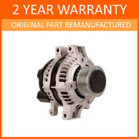 HONDA Alternator Accord Mk7 Civic Mk8 CR-V  FR-V 2.2 CTDi 2002-2010 120AMP Reman