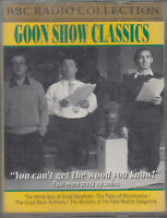 Goon Show Classics You Can't Get the Wood, You Know 2 Cassette Audio Comedy