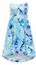 Regular Size Machine Washable Floral Dresses for Women