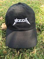 Yeezus Hat Glastonbury Unstructured Strap back Dad Cap 350 750 Yeezy Kanye