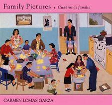 Family Pictures / Cuadros de familia by Carmen Lomas Garza