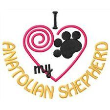 "I ""Heart"" My Anatolian Shepherd Short-Sleeved T-Shirt 1429-2"