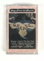 Brand NEW Grease NOT Original Artists 1998 Songs From The Musical Movie SEALED