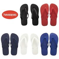 NEW HAVAIANAS FLIP FLOPS MEN'S TOP SANDAL - US,EU AND BR SIZES