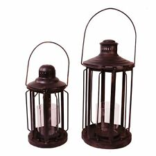 Decorative Lantern, Set of 2