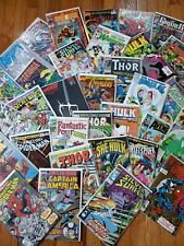 Marvel Comic Books, Random 20 Comic Bundle Lot. No Duplicates.