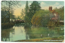 Headstone Manor Farm, Pinner, 1910 postcard