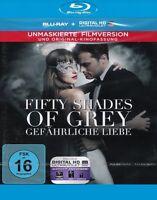 Fifty Shades of Grey 2 - Gefährliche Liebe   Ink. Digital HD Copy   Blu-ray   45