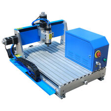 RS4060 800W CNC Router Cutter Engraving Milling Machine Air Cooling NCstudio NEW