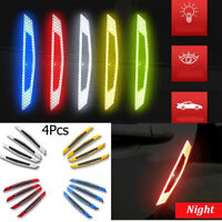 Protector Sign Anti-Collision Car Reflective Strips Door Sticker Safety Warning