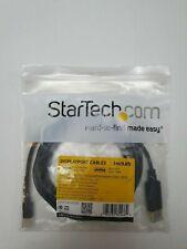 StarTech.com MDP2DPMM3M 3m MiniDisplayPort to DisplayPort Adapter Cable M/M
