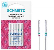 Schmetz Quilt-Nadel 130/705 H-Q V3S  NM 75-90 im 5er Sortiment