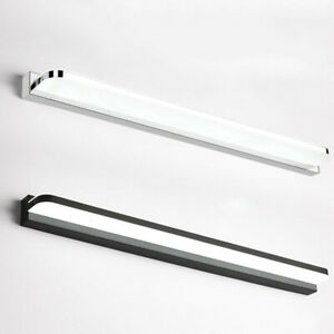 110-220V Wall Lamp Makeup Mirror Headlight LED Bathroom Toilet Dresser Bedroom