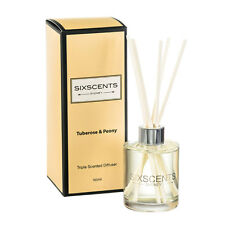 New diffuser Tuberose & Peony Triple Scented Diffuser 165ml by Be Enlightened